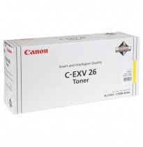 1657B006 Тонер C-EXV 26 желтый для Canon iR C1021i/C1028i/C1028iF