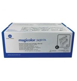 1710582-001 тонер-картридж для принтера Konica Minolta MagiColor 5430DL черный
