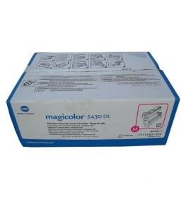 1710582-003 тонер-картридж для принтера Konica Minolta MagiColor 5430DL красный (magenta)