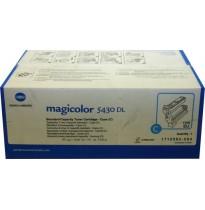 1710582-004 тонер-картридж для принтера Konica Minolta MagiColor 5430DL синий (cyan)