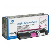 A00W232/1710589-006 Тонер пурпурный (Magenta) для принтера Konica Minolta magicolor 2500W/2530DL/2550