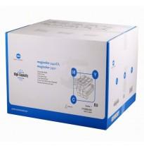 1710606-002 комплект цветных тонер картриджей для принтера Konica Minolta MagiColor 5440/5440DL/5450 (cyan, magenta, yellow)