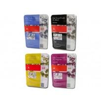 39800058 Картридж Oce Cartridge ColorWave 600 (cyan, magenta, yellow, black), 5 комлектов, 5 x 4 x 500 г