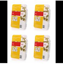 39805004 Картридж Oce ColorWave 500 комплект (yellow), 4 шт x 500 г
