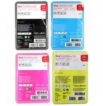 39805005 Картридж Oce ColorWave 500 комплект (C,Y,M,K), 5 шт x (4 шт x 500 г)