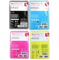 39807005 Картридж Oce ColorWave 700 комплект (C,Y,M,K), 5 шт x (4 шт x 500 г)
