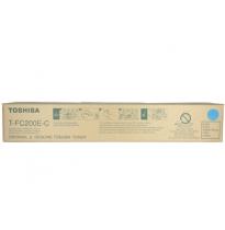 Тонер Toshiba Toner T-FC200EC (cyan), 33600стр. 6AJ00000119