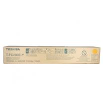 Тонер Toshiba Toner T-FC200EY (yellow), 33600стр. 6AJ00000131