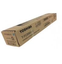Тонер Toshiba Toner T-FC556EC (cyan), 39200стр. 6AK00000350