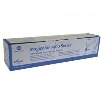 8938624 Тонер картридж для принтера Konica Minolta MagiColor 7450; синий (cyan)
