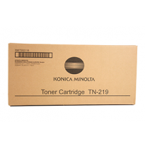 9967002118 тонер картридж TN-219 Konica Minolta Bizhub 25e ресурс 20 000 стр.