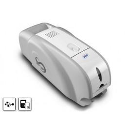Карт-принтер Smart 30 Dual USB + CC