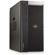 "7910-0323 Dell Precision T7910 Dual E5-2620v4 (2.1GHz) 8C 20M, 32GB (8*4GB) 2400MHz DDR4 ECC RDIMM,256GB SATA SSD 2.5""+1TB SATA 7.2k 3.5"",  No graphics, MegaRAID SAS 9361-8i 12Gbps, DVD+/-RW, keyboard, optical mouse, Win 7 Pro"