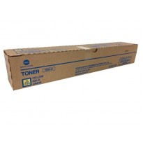 A9E8250 Тонер-картридж Konica Minolta Toner Cartridge TN-514Y (yellow), 26000 стр.