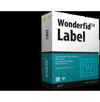 Wonderfid™ Label: Печать этикеток ИМУЩЕСТВА, WRL-ASSETS