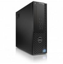 1700-7331 Precision T1700 SFF i5-4590 (3,3GHz) 8GB (2x4GB) 1TB (7200 rpm) Intel HD P4600 W7 Pro 64 (Win8.1 Pro dwngrd)