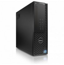 1700-9007 Precision T1700 SFF E3-1241 v3 (3.5 GHz) 8GB (2x4GB) 256GB SSD Nvidia Quadro K620 (2GB) W7 Pro 64 (Win8.1 Pro dwngrd)
