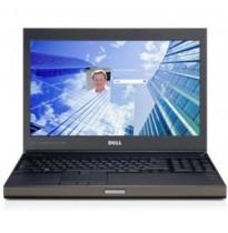"""4800-8048 Precision M4800 Core i7-4910MQ 2.9GHz,15,6""""UltraSharp IGZO UHD AG,Cam,16GB DDR3(2),256GB SSD,NV K2100 2GB,DVDRW ,WiFi,BT ,9C, SCR, 2.9kg, 3y,Win7Pro(64)"""
