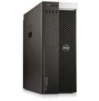 5810-9156 Precision T5810 E5-1620 v3 (4 Cores 3,5 GHz) 16GB (4x4GB) DDR4 500GB (7200 rpm) No graphicsW7 Pro 64 (Win8.1 Pro dwngrd) 3 years NBD