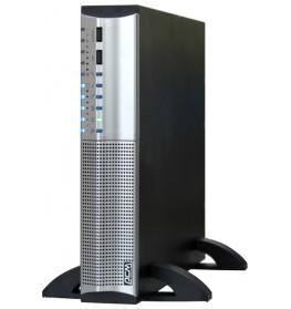 Источник бесперебойного питания Powercom Smart King RT SRT-2000A 1800Вт 2000ВА черный