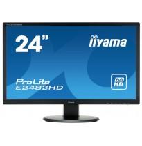 "Монитор Iiyama 24"" ProLite E2482HD-B1"