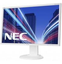 """Монитор NEC 22"""" MultiSync E223W White"""