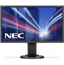 "Монитор NEC 24"" MultiSync E243WMi Black"