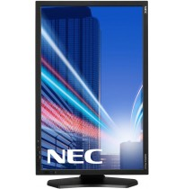 "Монитор NEC 24"" MultiSync PA242W-SV2 Black"