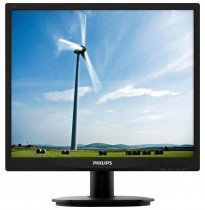 "Монитор Philips 19"" 19S4LSB5 (10/62)"