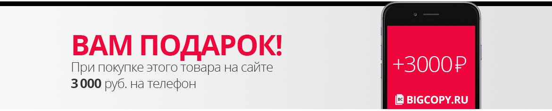 3000 рублей