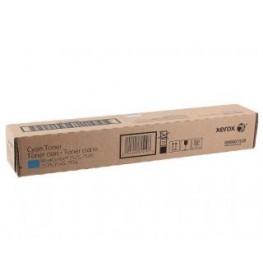 006R01520 Тонер-картридж голубой (15K) оригинал XEROX WC 7525/7530/7535/7545/7556/7830/7835/7845/7855/7970