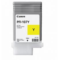 6708B001 Canon Картридж PFI-107 Y