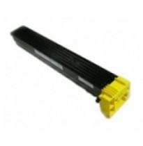 A070250 Тонер-картридж Жёлтый TN-611 Y Toner Cartridge Y для Konica Minolta bizhub c650