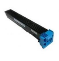 A070450 Тонер-картридж Синий TN-611 C Toner Cartridge C для Konica Minolta bizhub c650