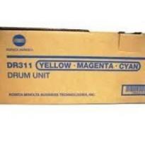 A0XV0TD Фотобарабан DR-311 Drum Unit YMC (до 90 000 отпечатков) для Konica Minolta bizhub c360