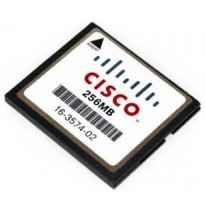 Карта памяти Cisco MEM-CF-256MB=
