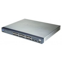 Коммутатор (switch) Cisco SRW2024-K9-EU