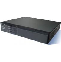 Маршрутизатор (router) Cisco CISCO867VAE-K9