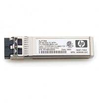 HP AJ718A 8Gb Short Wave FC SFP+ transceiver