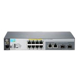 Коммутатор (switch) HP J9780A 2530-8-PoE+ Switch