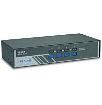 KVM переключатель TRENDnet TK-401R